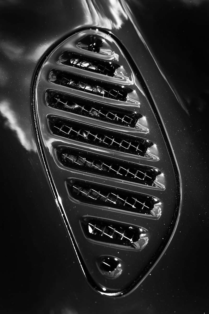 Aston Martin Grill