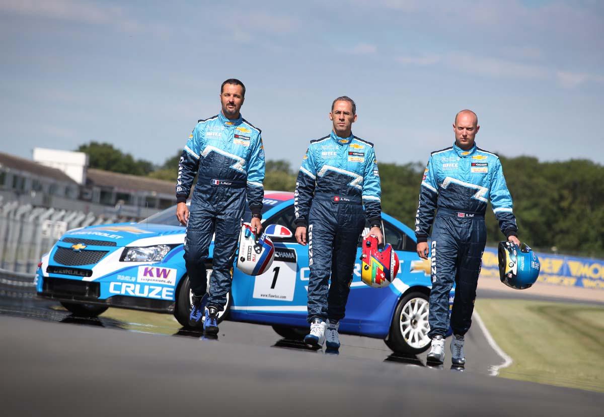 Chevrolet Touring Car Team
