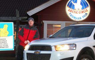 Arctic Circle Car Shoot