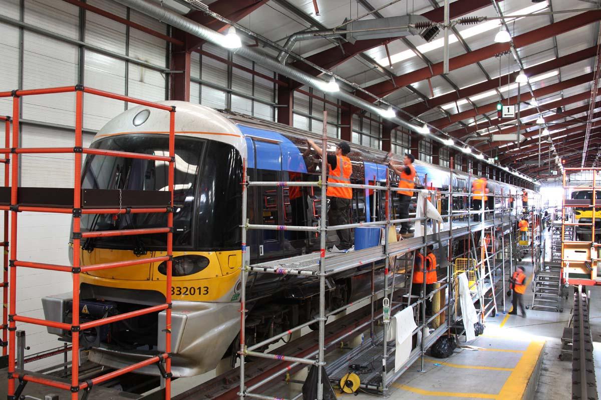 Gatwick Express Refurbishment