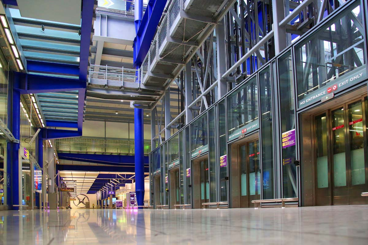 Heathrow Rail Terminal