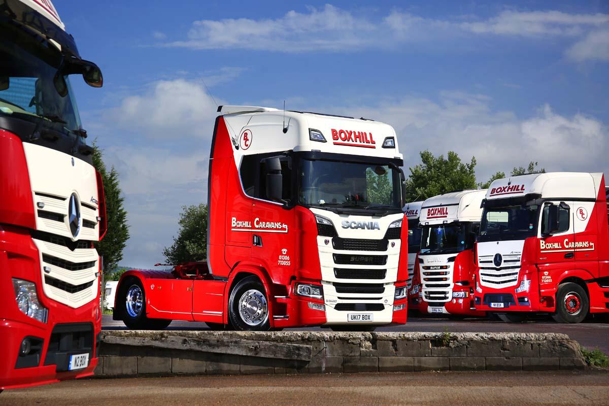 Boxhill, Scania