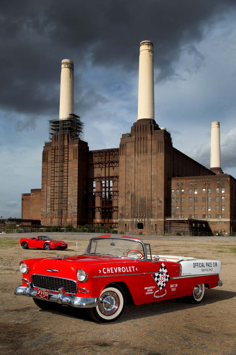 Vintage Chevrolet Battersea
